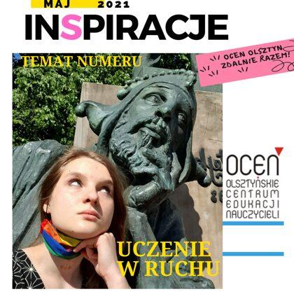 Magazyn INSPIRACJE MAJ 2021