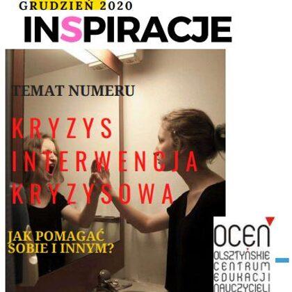 Magazyn INSPIRACJE GRUDZIEŃ 2021