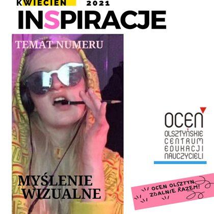 Magazyn INSPIRACJE  KWIECIEŃ 2021